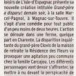 Magnac-sur-Touvre : une comédie demain soir, Charente Libre, 11/05/2012