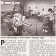 """Le gala du FCL veut """"allumer le feu"""" à Brassens, Charente Libre, 14/06/2012"""