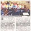Blanzaguet, Concert à l'église dimanche, Charente Libre, 12/03/2013