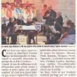 """Petit public mais grand bonheur pour le concert de """"L'Isle ô Cordes"""", Charente Libre, 21/03/2013"""